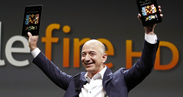 FireOS 5 Amazon