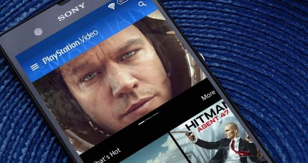 PlayStation Video per Android