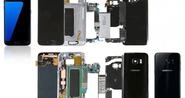 Galaxy S7 e Galaxy S7 Edge difficili da riparare da soli