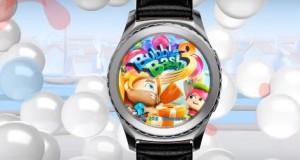 Bubble Bash 3 disponibile per Samsung Gear S2