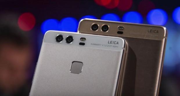 Huawei P9 e Huawei P9 Plus