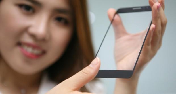 LG presenta il primo sensore di impronte implementabile sotto il vetro
