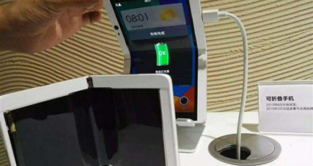 Oppo smartphone flessibili