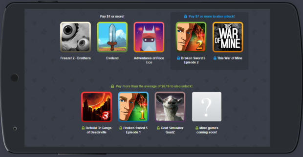 Humble Mobile Bundle 18
