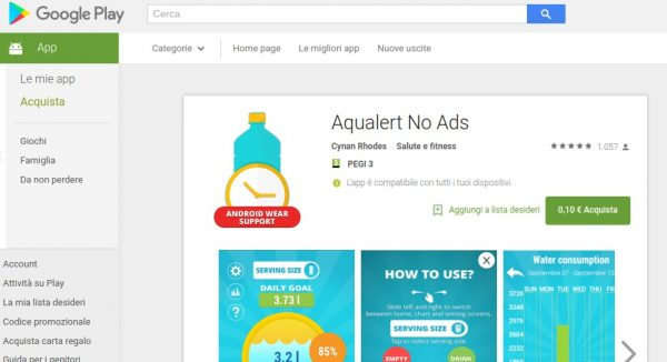 Aqualert No Ads   App Android su Google Play