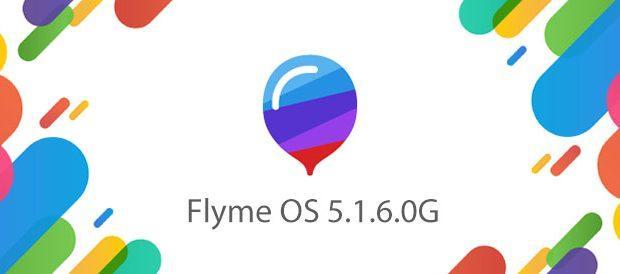 Flyme 5.1.6.0G