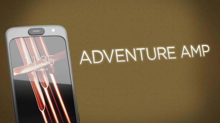Moto Z Adventure Mod