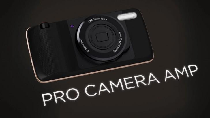 Moto Z Pro Camera Mod