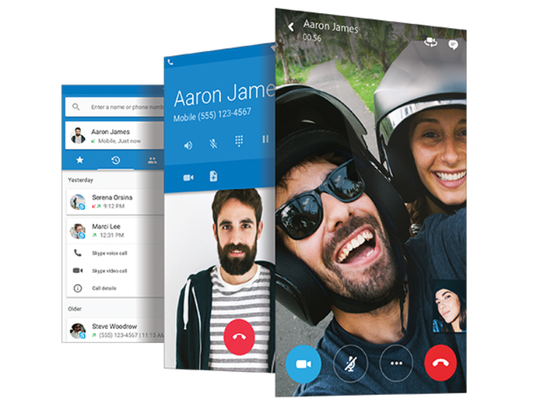Skype MOD CyanogeOS 13.1