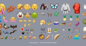 Unicode 9.0 72 nuove emoji