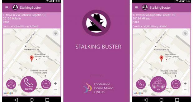 Stalking Buster: nasce l'app anti-stalking della Fondazione
