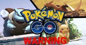 Pokémon Go malware