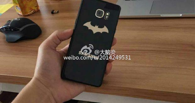 Samsung Galaxy Note 7 Injustice Edition