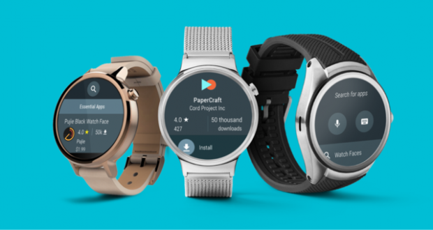Play Store for Android Wear