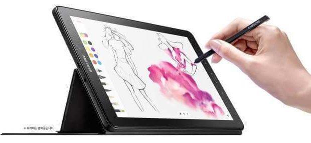 Samsung Galaxy Tab A 10.1 (2016) S Pen