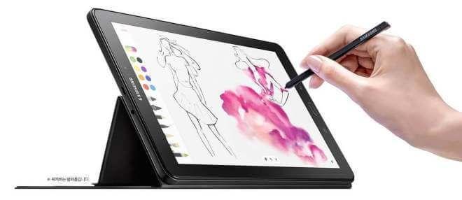 Samsung Galaxy Tab A 1.1 (2016) S Pen