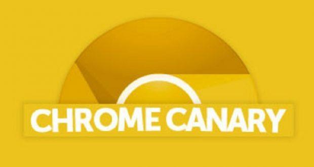 Chrome Canary per Android: principali notizie mostrate tramite notifiche push