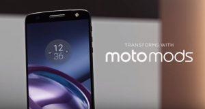 Lenovo Moto Z MotoMods