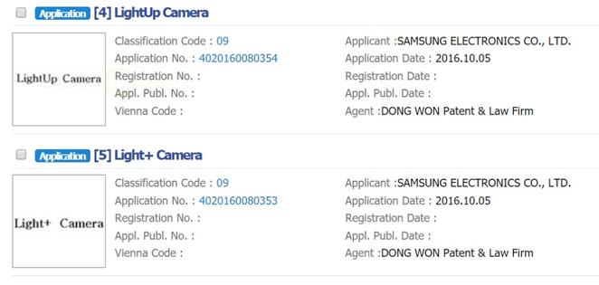 Samsung Galaxy S8 brevetto doppia fotocamera