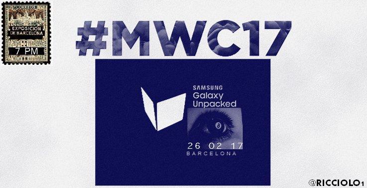 Samsung Galaxy S8 presentazione