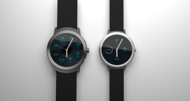 smartwatch Google Android Wear 2.0