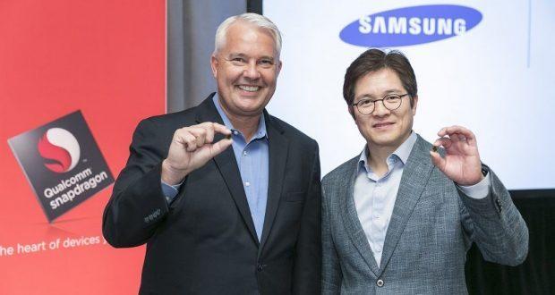 Qualcomm Snapdragon 835 prodotto da Samsung a 10nm