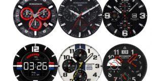Samsung Gear S3 watch face