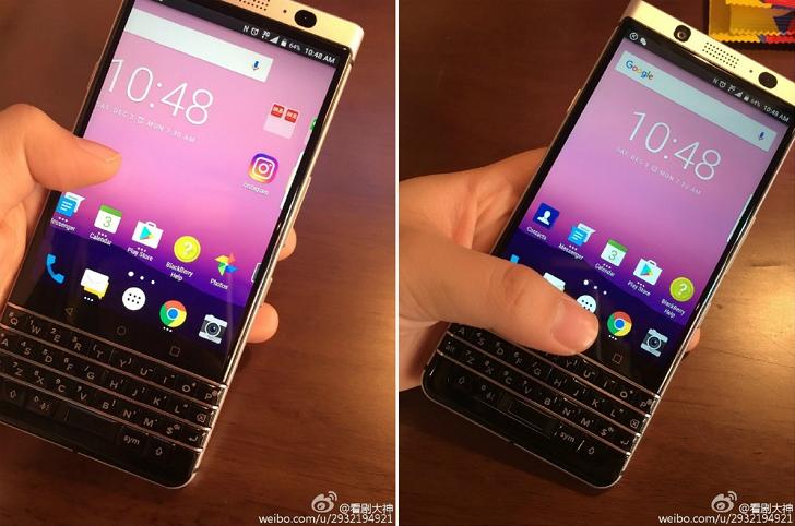 BlackBerry Mercury: nuovo smartphone Android in arrivo?