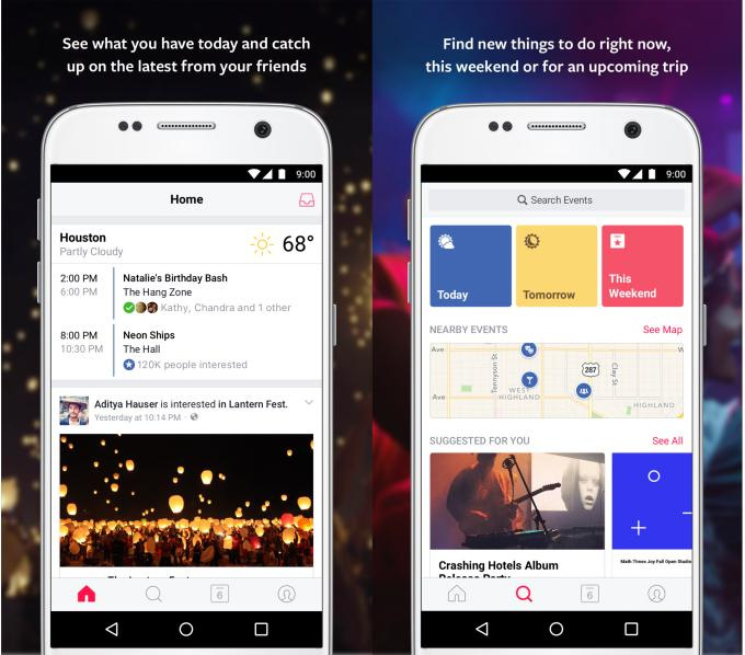 facebook-events-android
