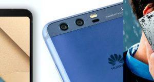 LG G6 vs Sony Xperia XZ Premium vs Huawei P10 Plus