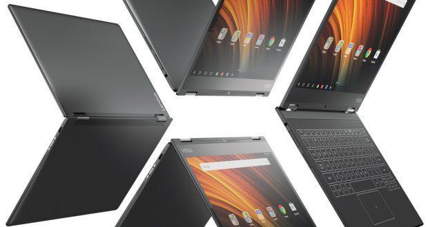 Lenovo presenta Yoga A12, uno Yoga Book più economico