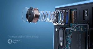 Sony Xperia XZ Premium Motion Eye