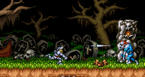Capcom Ghosts 'n Goblins
