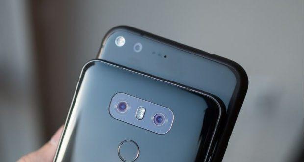 LG G6 vs Google Pixel XL