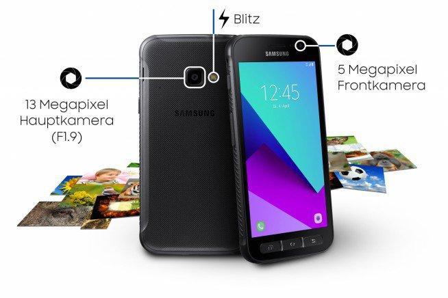 Samsung Galaxy Xcover 4, nuovo smartphone rugged dalla resistenza estrema