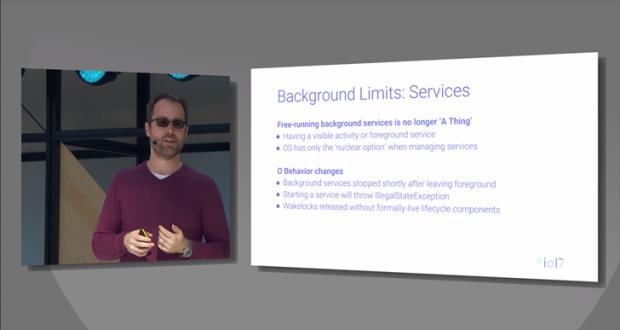 Google estensione autonomia Android O
