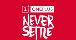 OnePlus 5 Never Settle