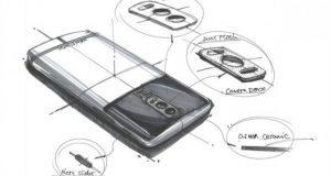 OnePlus 5 schizzo a matita