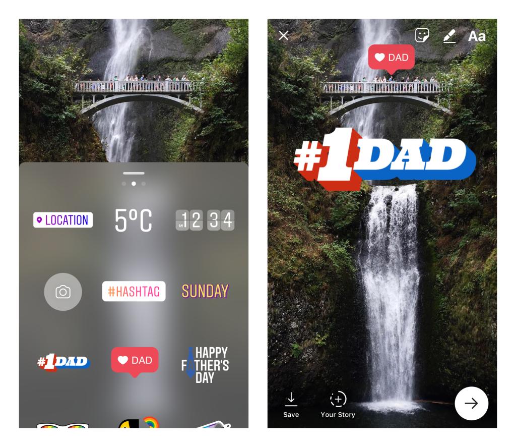 Instagram, arrivano nuovi filtri per le Storie
