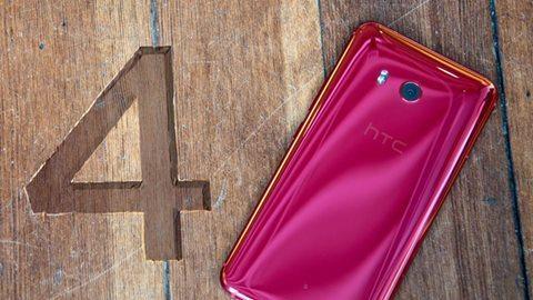 HTC U11 arriva in Italia nella nuova colorazione Solar Red