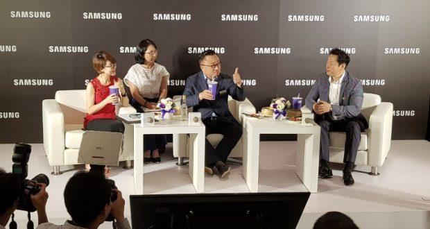 Samsung Galaxy Note 8 conferma presentazione