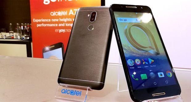 IFA 2017: Alcatel Idol 5 e A7