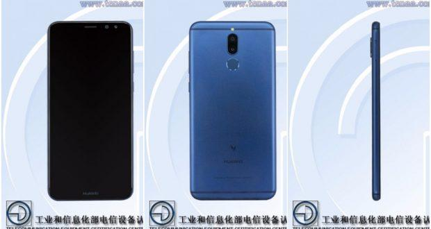 Huawei Mate 10 TENAA