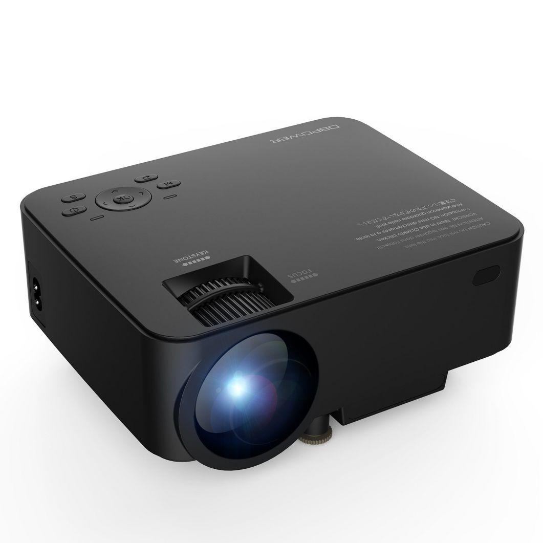 Il Mini Proiettore Dbpower T20 Disponibile Su Amazon A 79