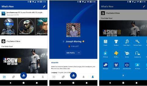 Disponibile la nuova PlayStation App per iOS ed Android