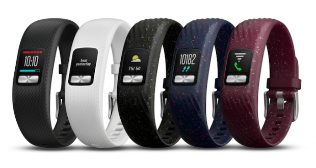 Garmin presenta il nuovo activity tracker Vivofit 4