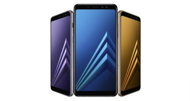 Samsung Galaxy A8 (2018) e Galaxy A8+ (2018)