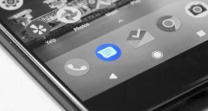 Huawei app Messaggi Google RCS