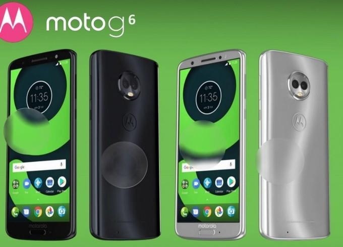 Motorola Moto E5, trapela il primo render