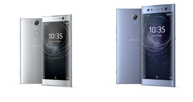 CES 2018: Sony Xperia XA2, XA2 Ultra e L2